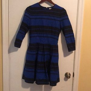 Gap dress with pleated skirt and secret pockets!